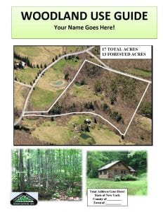 5. Cover of WUG - take to Woodland Use Guide program page